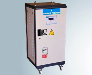 Servo Controlled Voltage Stabilizer - Air Cooled