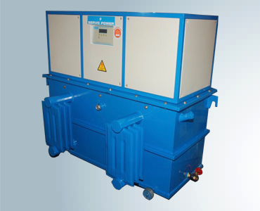 Oil Cooled Servo Voltage Stabilizers for CNC Machines